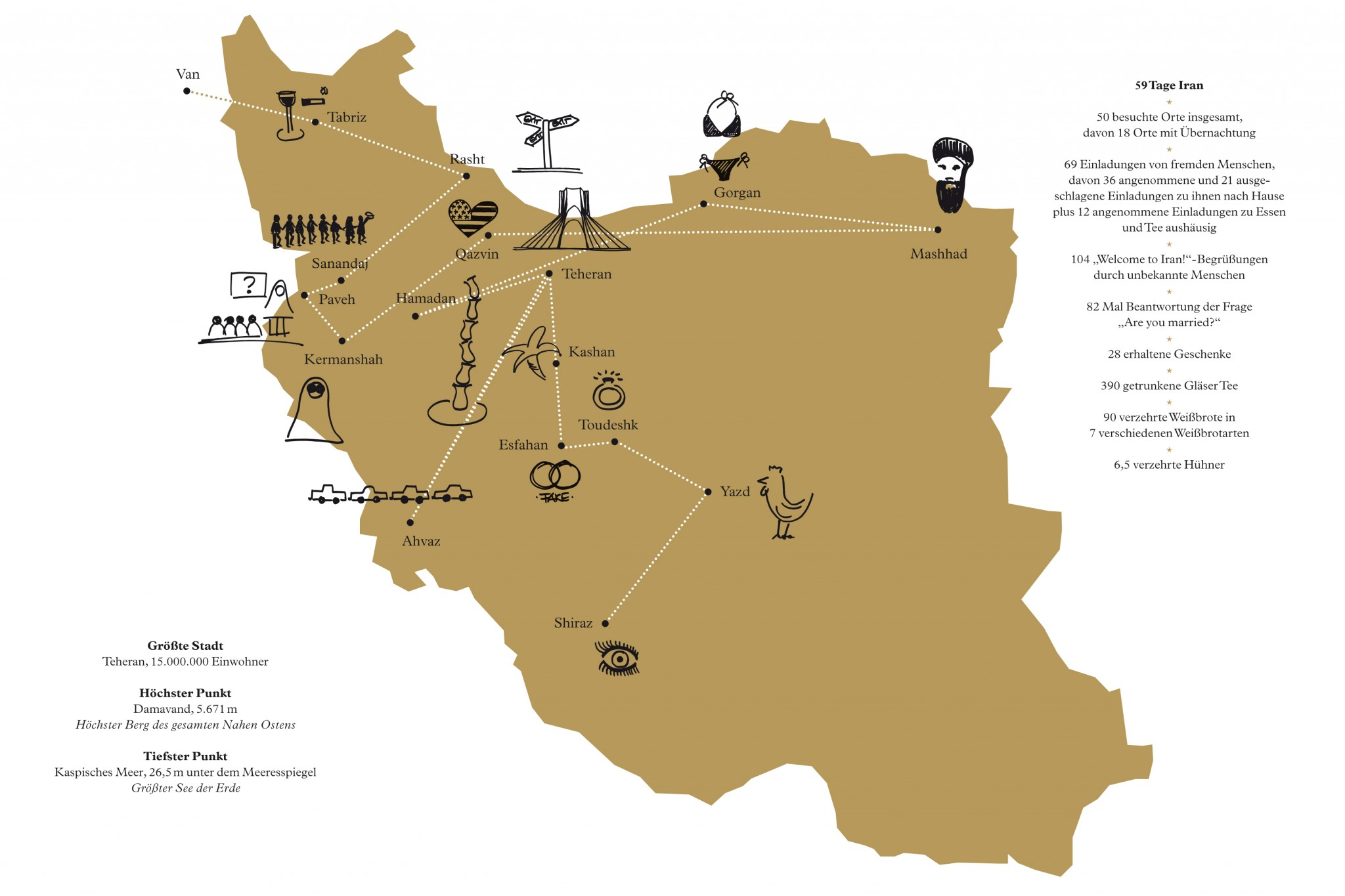 59 Tage Iran